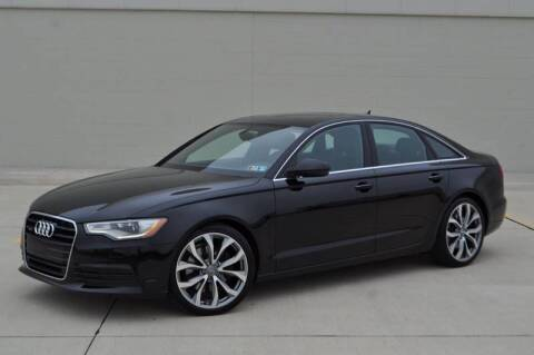 2014 Audi A6 for sale at Select Motor Group in Macomb Township MI