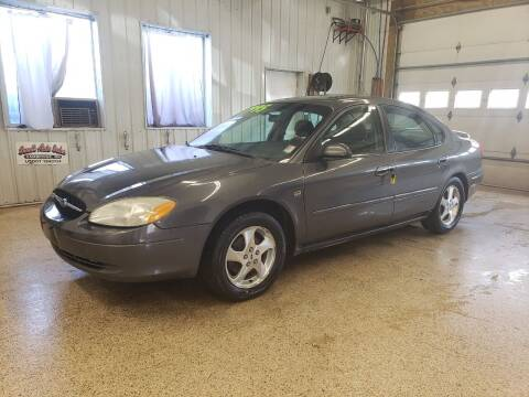 2003 Ford Taurus for sale at Sand's Auto Sales in Cambridge MN