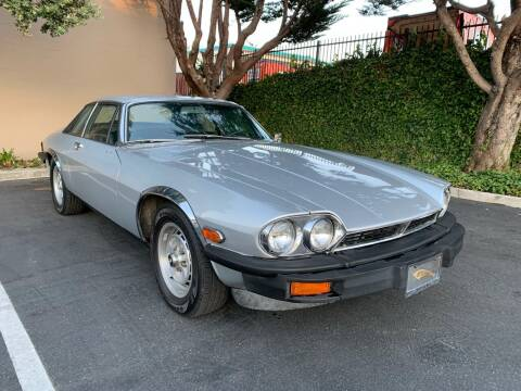 1976 Jaguar XJ for sale at Dodi Auto Sales in Monterey CA