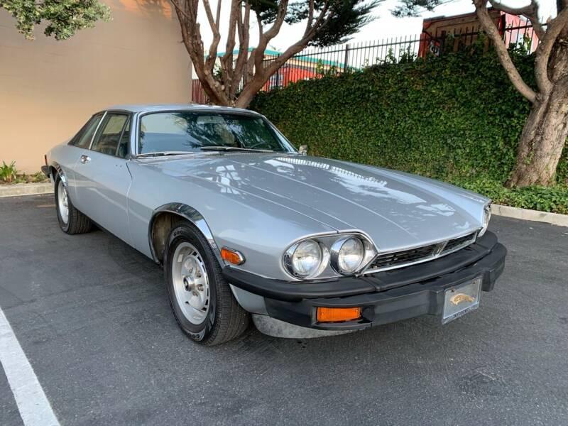 1976 Jaguar XJ for sale at Dodi Auto Sales in Monterey CA