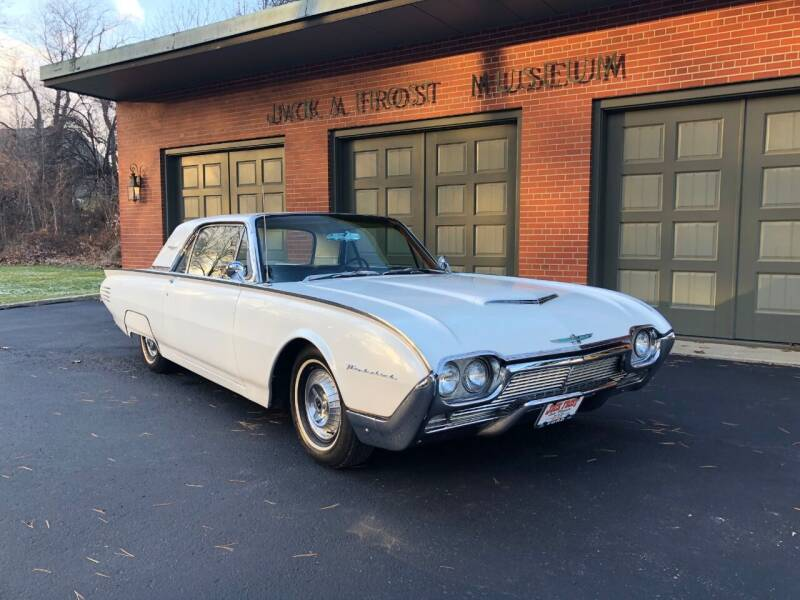 1961 Ford Thunderbird for sale at Jack Frost Auto Museum in Washington MI