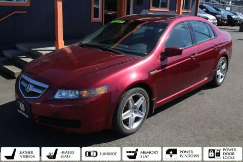 2004 Acura TL for sale at Sabeti Motors in Tacoma WA