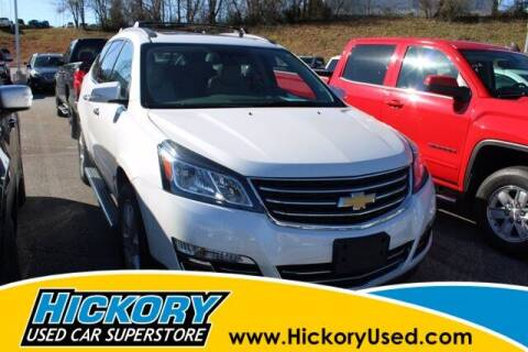 2016 Chevrolet Traverse for sale at Hickory Used Car Superstore in Hickory NC
