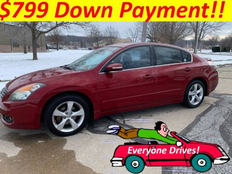 2007 Nissan Altima for sale at World Automotive in Euclid OH