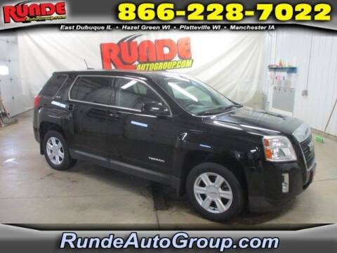 2015 GMC Terrain for sale at Runde Chevrolet in East Dubuque IL