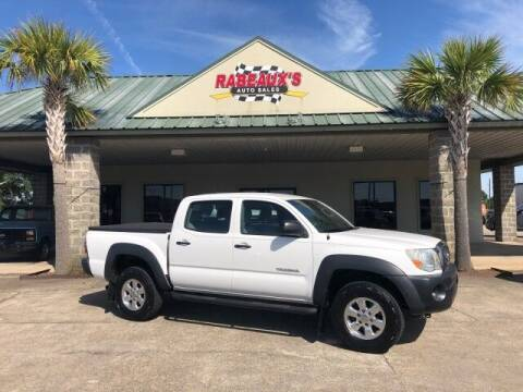 2010 Toyota Tacoma for sale at Rabeaux's Auto Sales in Lafayette LA