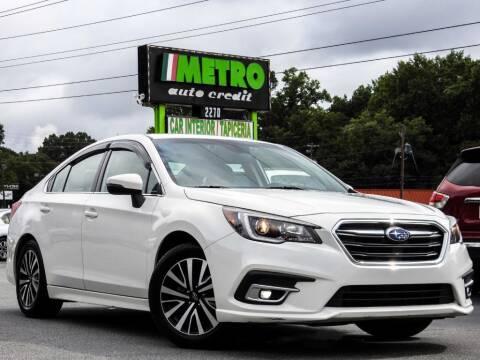 2018 Subaru Legacy for sale at Metro Auto Credit in Smyrna GA