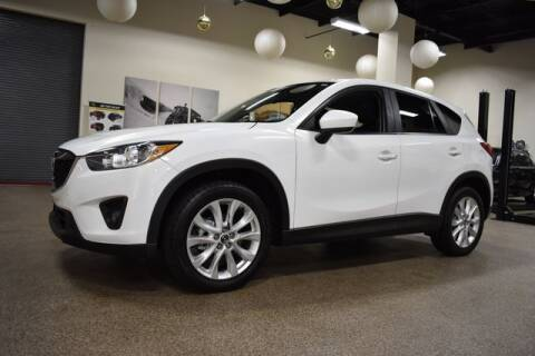 2013 Mazda CX-5 for sale at DONE DEAL MOTORS in Canton MA