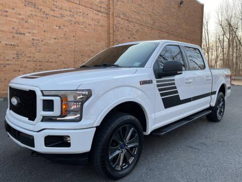 2018 Ford F-150 for sale at Vantage Auto Wholesale in Lodi NJ