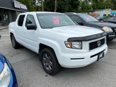 2008 Honda Ridgeline for sale at EAST CHESTER AUTO GROUP INC. in Kingston NY