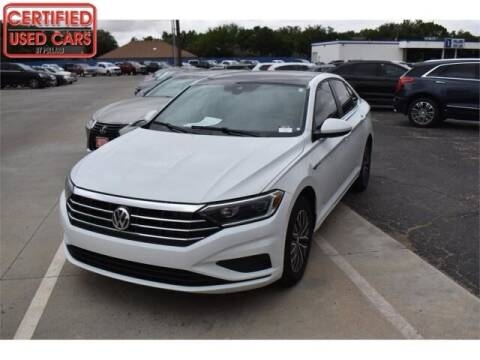 2019 Volkswagen Jetta for sale at South Plains Autoplex by RANDY BUCHANAN in Lubbock TX