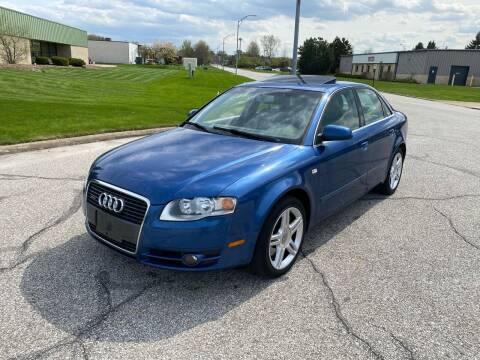 2007 Audi A4 for sale at JE Autoworks LLC in Willoughby OH