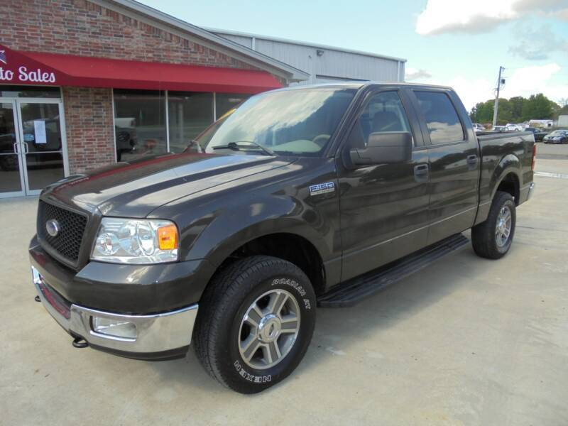 2005 Ford F-150 for sale at US PAWN AND LOAN in Austin AR