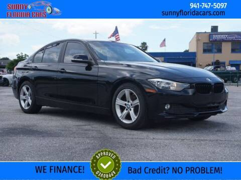2015 BMW 3 Series for sale at Sunny Florida Cars in Bradenton FL