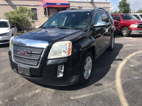 2010 GMC Terrain for sale at Saipan Auto Sales in Houston TX