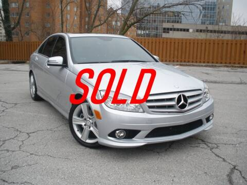 2010 Mercedes-Benz C-Class for sale at Autobahn Motors USA in Kansas City MO