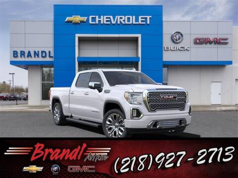 2021 GMC Sierra 1500 for sale at Brandl GM in Aitkin MN