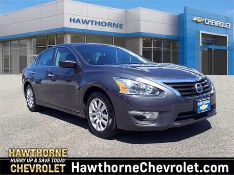 2013 Nissan Altima for sale at Hawthorne Chevrolet in Hawthorne NJ
