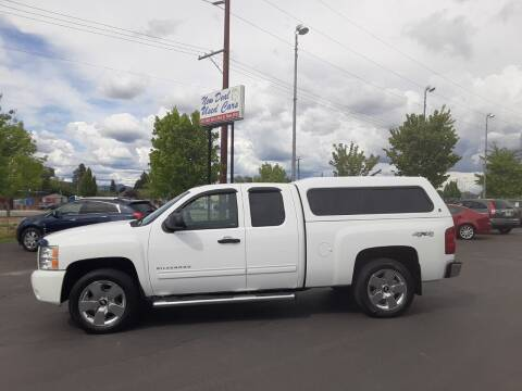 2010 Chevrolet Silverado 1500 for sale at New Deal Used Cars in Spokane Valley WA
