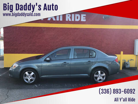 2010 Chevrolet Cobalt for sale at Big Daddy's Auto in Winston-Salem NC