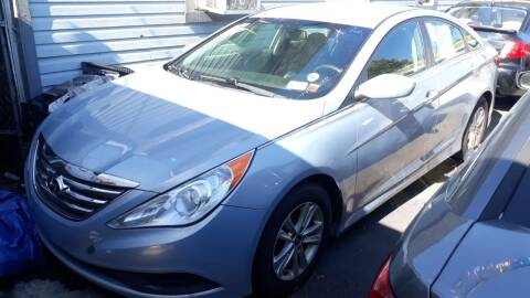 2014 Hyundai Sonata for sale at MOUNT EDEN MOTORS INC in Bronx NY