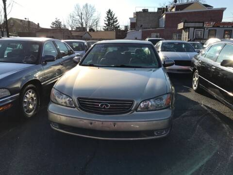 2003 Infiniti I35 for sale at Chambers Auto Sales LLC in Trenton NJ