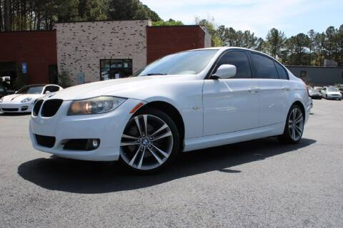 2011 BMW 3 Series for sale at Atlanta Unique Auto Sales in Norcross GA