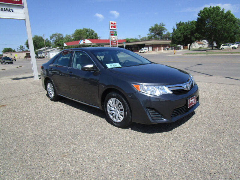 2014 Toyota Camry for sale at Padgett Auto Sales in Aberdeen SD