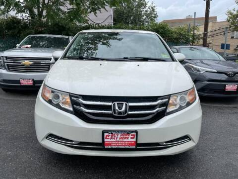 2014 Honda Odyssey for sale at Buy Here Pay Here Auto Sales in Newark NJ