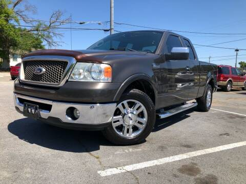 2006 Ford F-150 for sale at Atlas Auto Sales in Smyrna GA