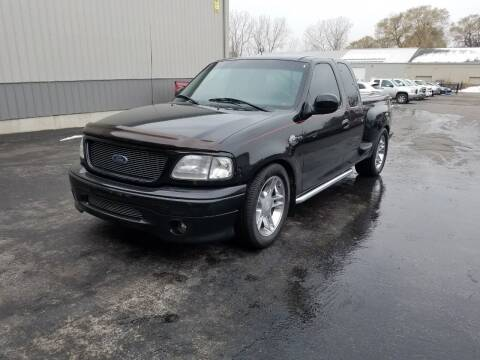 2000 Ford F-150 for sale at Online Auto Connection in West Seneca NY