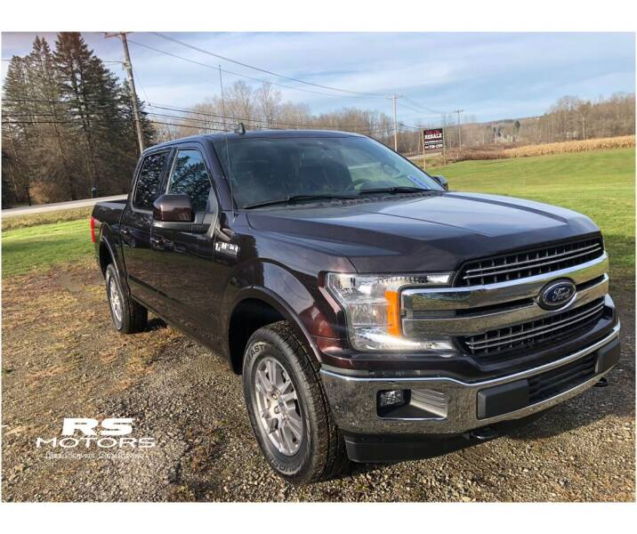 2020 Ford F-150 for sale at RS Motors in Falconer NY