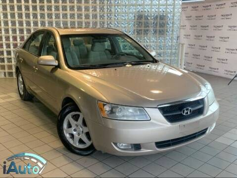 2006 Hyundai Sonata for sale at iAuto in Cincinnati OH