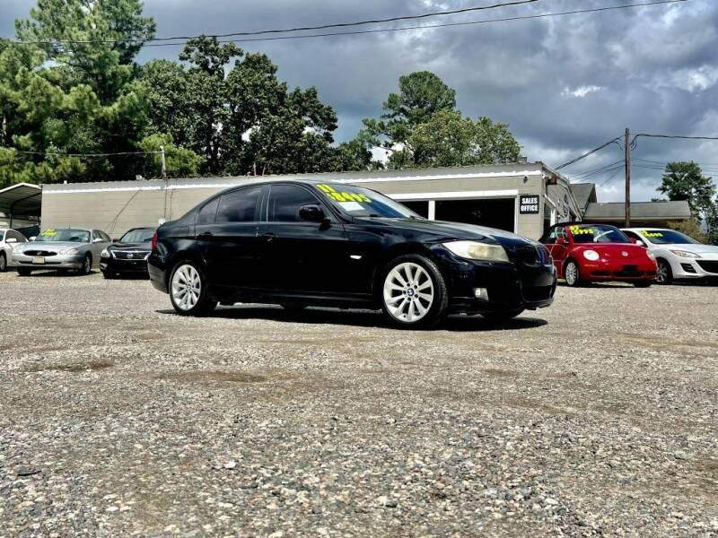 2011 BMW 3 Series for sale at Barrett Auto Sales in North Augusta SC