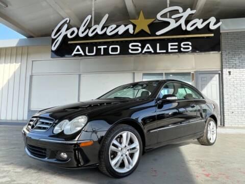 2009 Mercedes-Benz CLK for sale at Golden Star Auto Sales in Sacramento CA