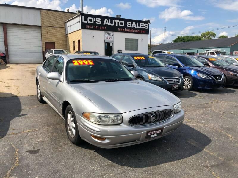 2004 Buick LeSabre for sale at Lo's Auto Sales in Cincinnati OH