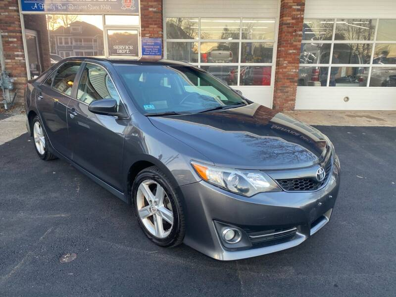 2012 Toyota Camry for sale at Michaels Motor Sales INC in Lawrence MA