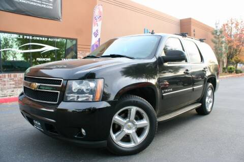 2007 Chevrolet Tahoe for sale at CK Motors in Murrieta CA