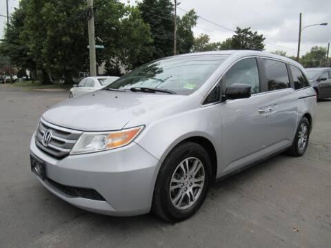 2012 Honda Odyssey for sale at PRESTIGE IMPORT AUTO SALES in Morrisville PA