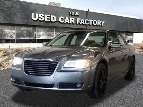 2012 Chrysler 300 for sale at JOELSCARZ.COM in Flushing MI