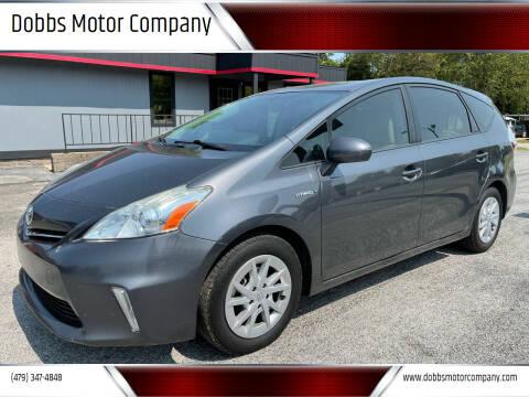 2012 Toyota Prius v for sale at Dobbs Motor Company in Springdale AR