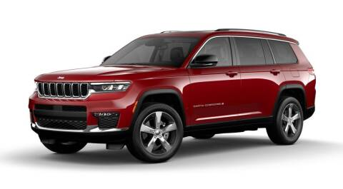 2021 Jeep Grand Cherokee L for sale at Herman Jenkins Used Cars in Union City TN