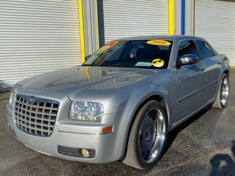 2008 Chrysler 300 for sale at RoMicco Cars and Trucks in Tampa FL