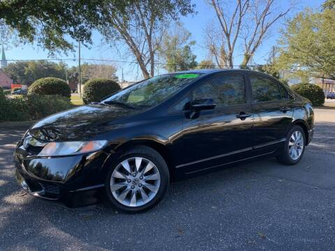 2009 Honda Civic for sale at Seaport Auto Sales in Wilmington NC