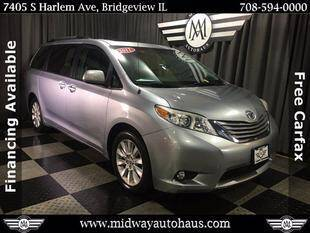 2011 Toyota Sienna for sale in Bridgeview, IL
