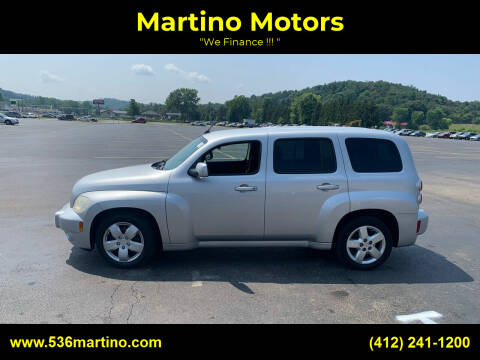 2011 Chevrolet HHR for sale at Martino Motors in Pittsburgh PA