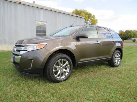 2011 Ford Edge for sale at The Car Lot in New Prague MN