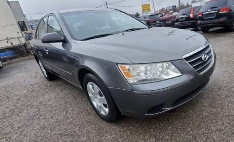 2009 Hyundai Sonata for sale at Nile Auto in Columbus OH
