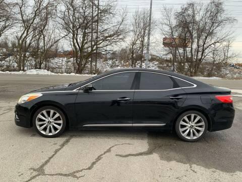 2012 Hyundai Azera for sale at Elite Auto Plaza in Springfield IL