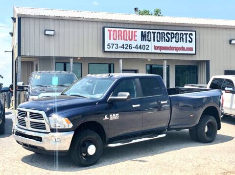 2015 RAM Ram Pickup 3500 for sale at Torque Motorsports in Rolla MO